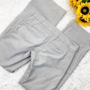 GAP Pants - GAP Gray Hip Slung Fit Flared Leg Pants | 2R